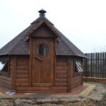 Sauna-ruska-bania-domek